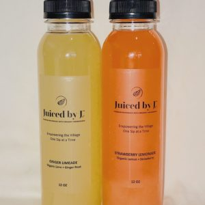 Ginger limeade & Strawberry Lemonade To-Go Sizes